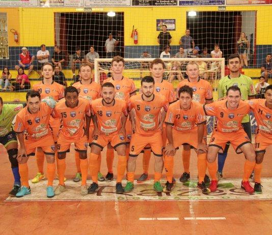 58e5224695 Nova Santa Rosa Futsal joga neste sábado (05) pelo Campeonato Paranaense