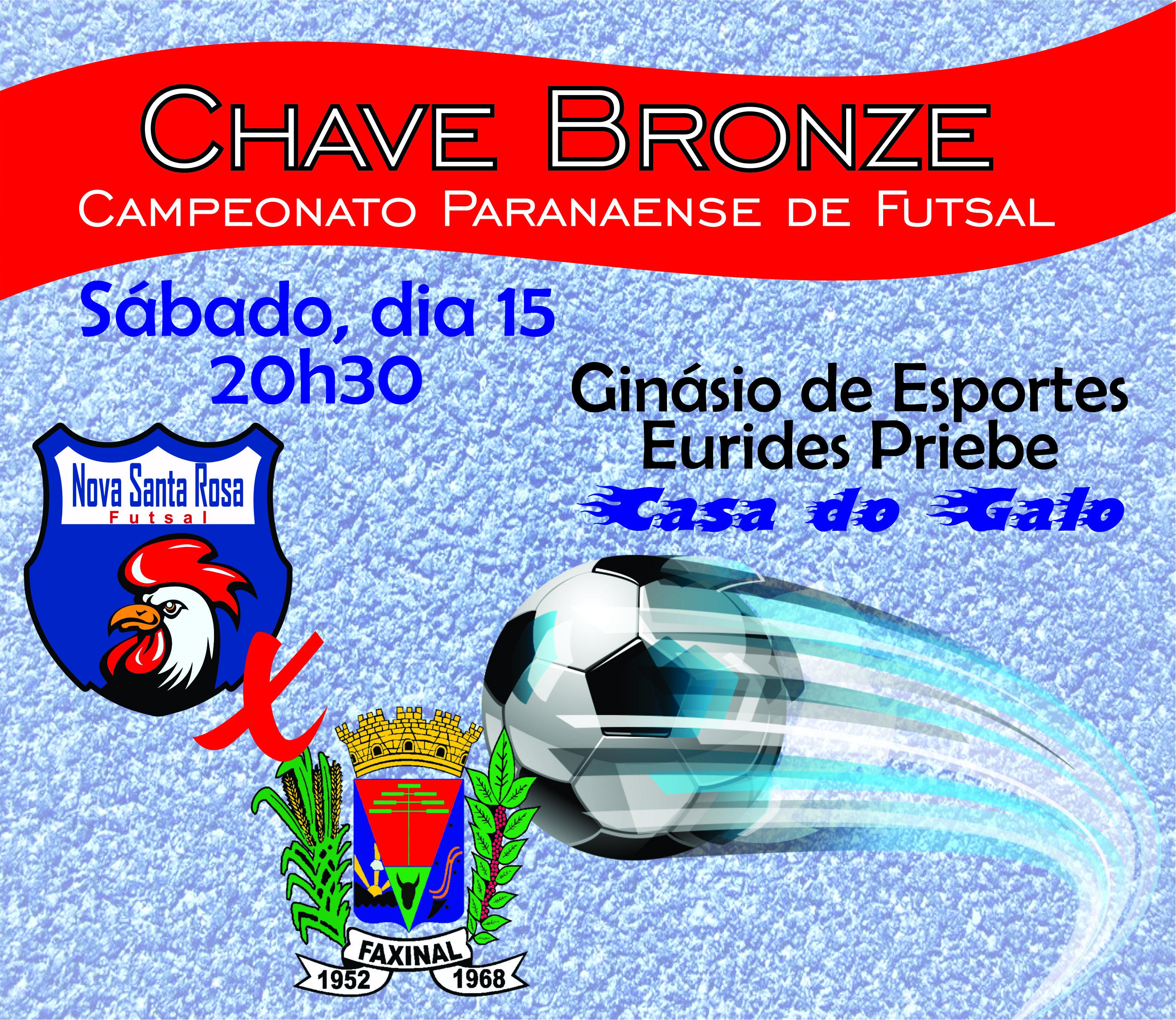 Nova Santa Rosa Futsal joga em casa neste sábado (15)  63a9d0229de61