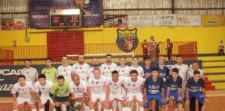 9b0ed1ff5d Nova Santa Rosa Futsal empata primeiro jogo da segunda fase
